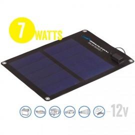 Panel Solar Semi Flexible Solar Board 7 Watt, 12V