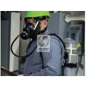 Equipo de respiración AirHawk® II